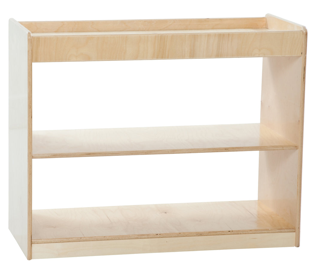 Two Shelf Open Divider