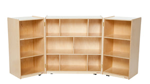 3 Section Folding Storage