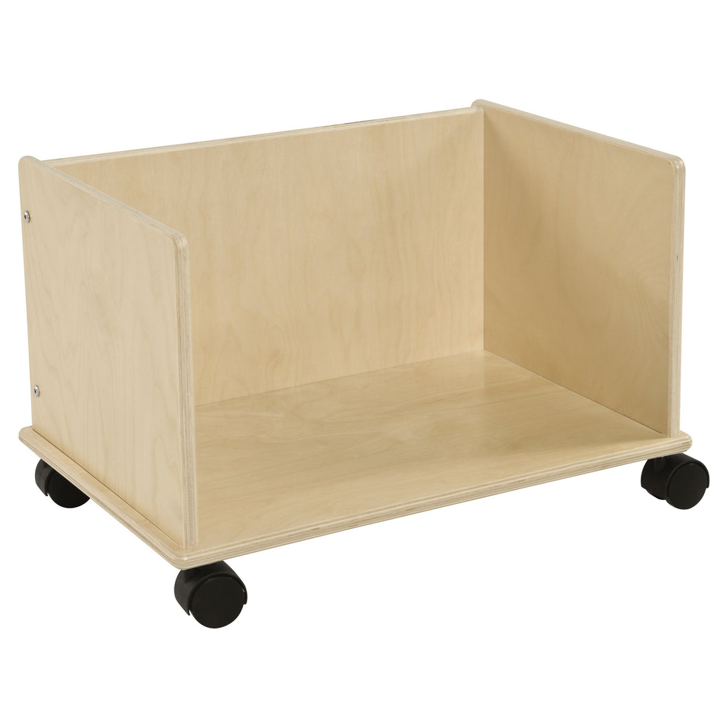Mobile Block Cart - 3 Sides