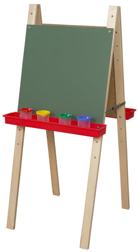 Multi-Configuration Double Adjustable Easel