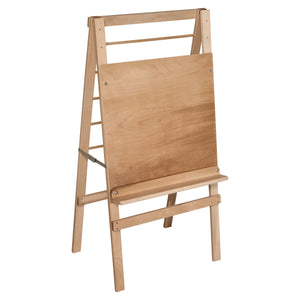 Big Book Easel And Dowel Rack
