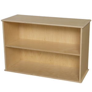 Two Shelf Modular Storage