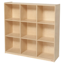 Multi-Configuration Big Cubby Storage