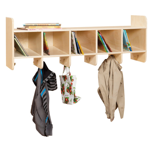 Sectioned Wall Hanging Storage