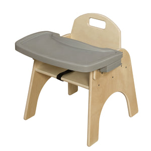 Multi-Configuration Woodie Tot Chair