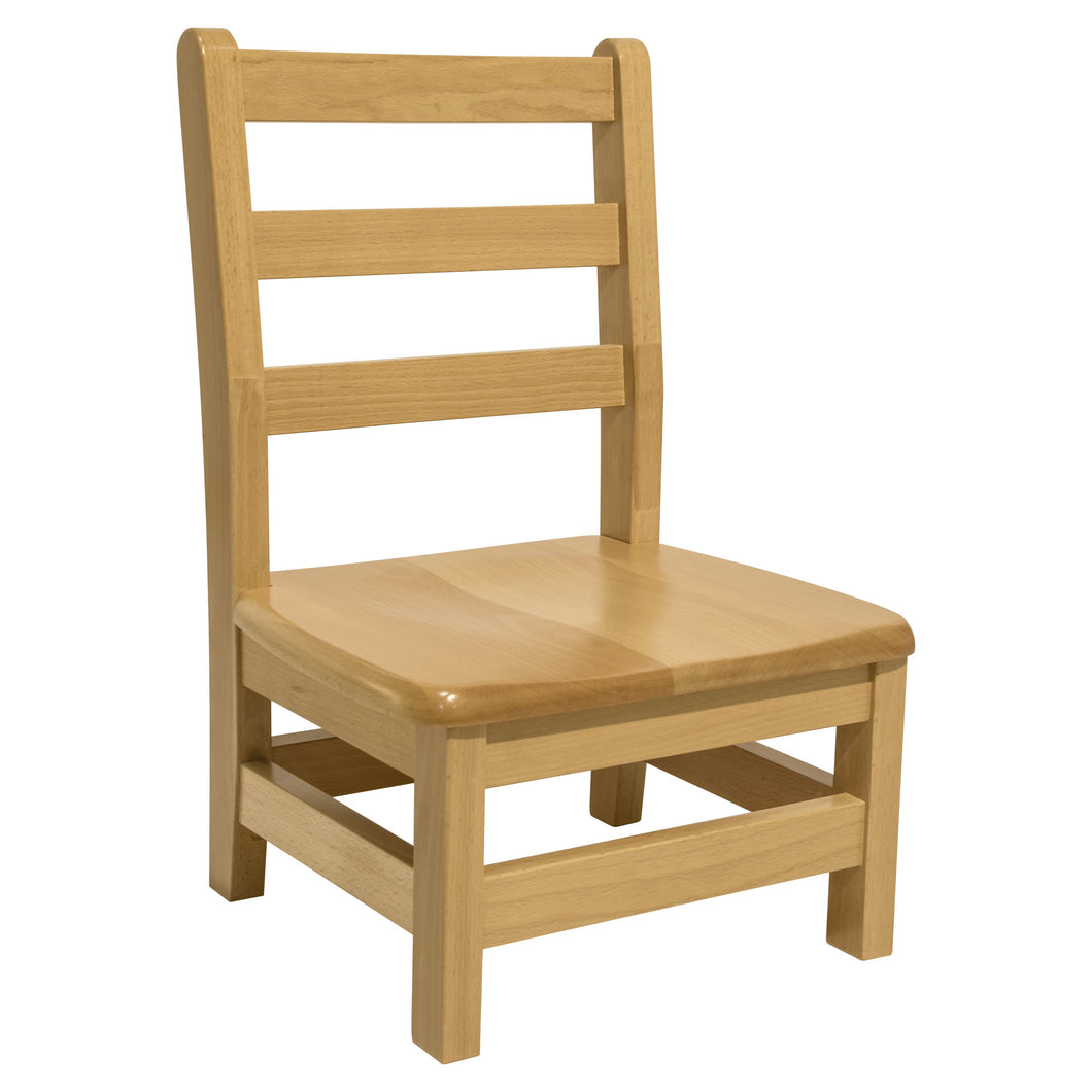 Multi-Configuration Wooden Chair