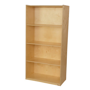 "Multi-Purpose Bookcase-72""H"