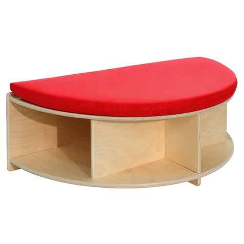 Read-A-Round Half Moon Bench