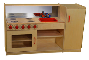 Multi-Configuration Kitchenette