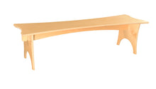Multi-Configuration Scalloped Straight Bench