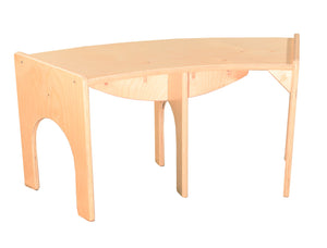 Multi-Configuration Curved Bench