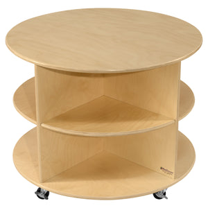 Multi-Size Circular Storage Unit