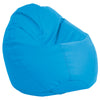 SoftZone® Dew Drop Bean Bag Chair - French Blue