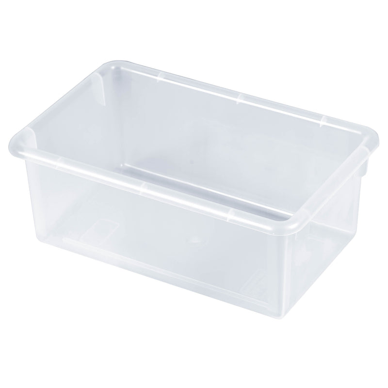Stack and Store Tub without Lid - Clear