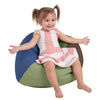 SoftZone® Classic Bean Bag Toddler 22in - Earthtone