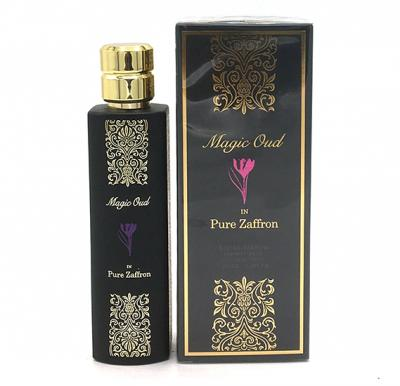 Magic Oud Pure Zaffron Eau De Parfum For Women And Men 100ml