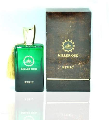 Ethic By Killer Oud 100ml Retail Pack