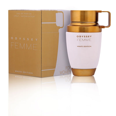 Odyssey By Armaf White for Women 80ml