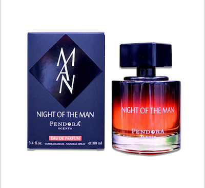 Night Of The Man By Pendora Paris Corner Eau De Parfum 100ml Retail Pack