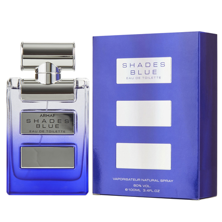 Shades Blue By Armaf Perfumes for Men Eau De Toilette