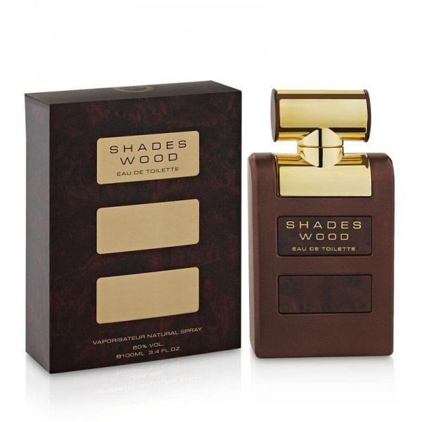 Shades Wood By Armaf Perfumes for Men Eau De Toilette