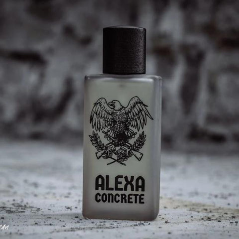 Alexa Concrete By Projekt Alternative By Perfumologist 50ml Limited Edition