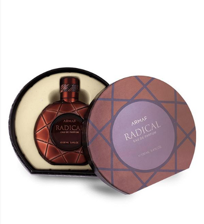 Radical Brown by Armaf Eau De Parfum