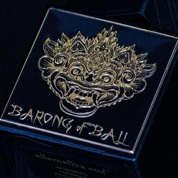 Barong of Bali By Projekt Alternatives 100ml Eau De Parfum Final Presentation