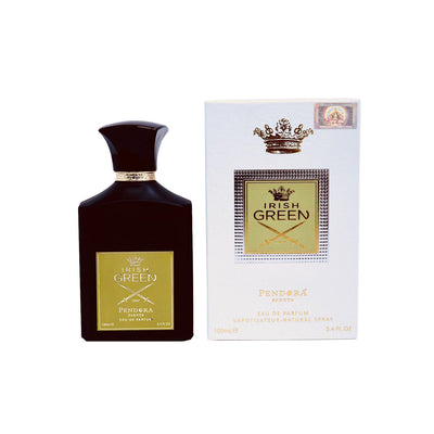 IrishGreen By Paris Corner Eau De Parfum For Men And Women 100ml Retail Pack