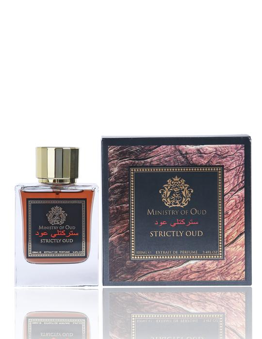 STRICTLY OUD BY MINISTRY OF OUD PARIS CORNER 100ML RETAIL PACK