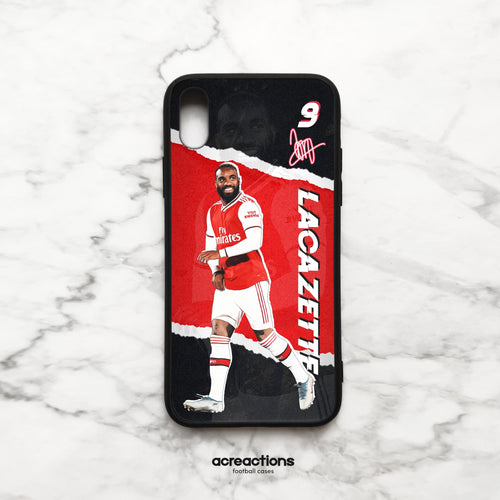 Alexander Lacazette #9 Celebration X-Treme Panzer