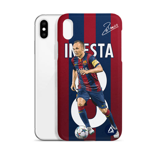 Andres Iniesta #8 Legend Edition