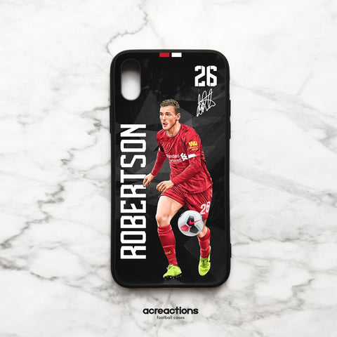 Andy Robertson # 26 Aktion Black Panzer