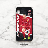 Andy Robertson #26 Action X-Treme Panzer