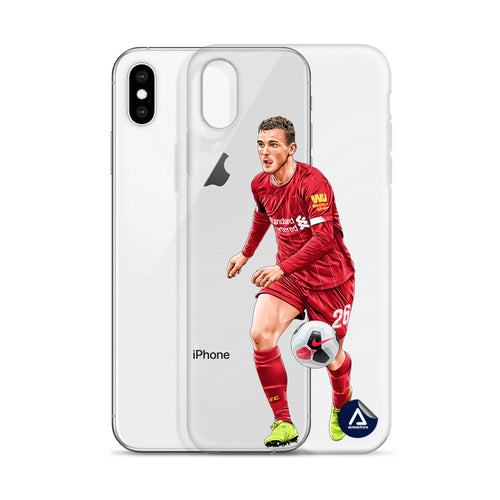 Andy Robertson #26 Action