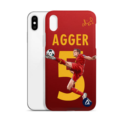 Daniel Agger #5 Legend Edition