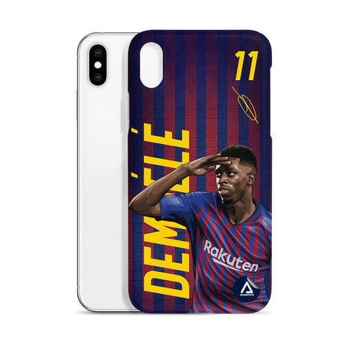Ousmane Dembélé # 11 Looking Special Edition