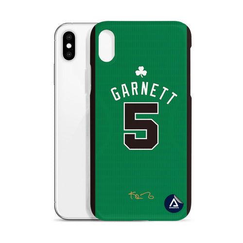 Garnett #5 Boston Celtics