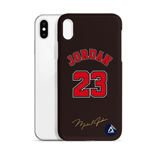 Jordan #23 Chicago Bulls - Brown