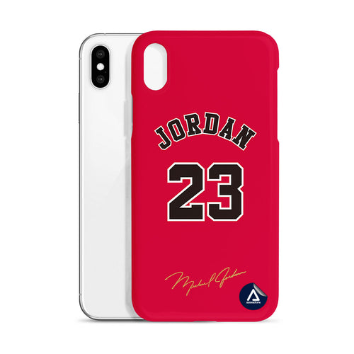 Jordan #23 Chicago Bulls - Red