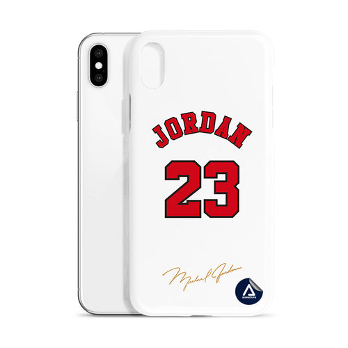 Jordan #23 Chicago Bulls - White