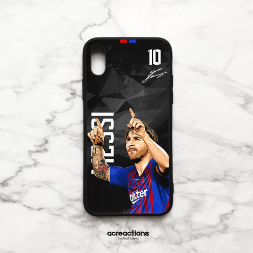 Leo Messi # 10 Black Panzer