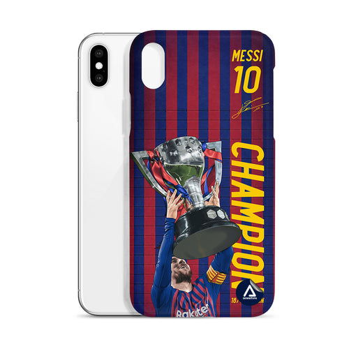 Leo Messi # 10 Champion Special Edition