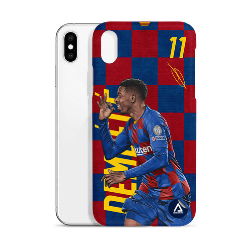 Ousmane Dembélé # 11 Three Special Edition