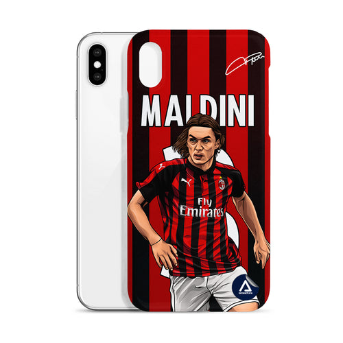 Paolo Maldini #3 Legend Edition
