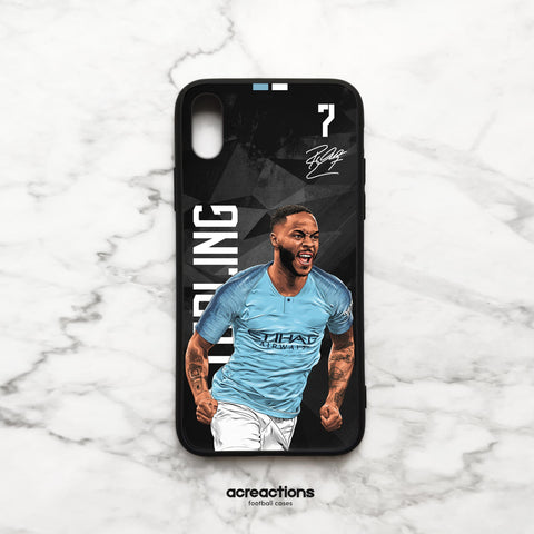 Raheem Sterling #7 Black Panzer