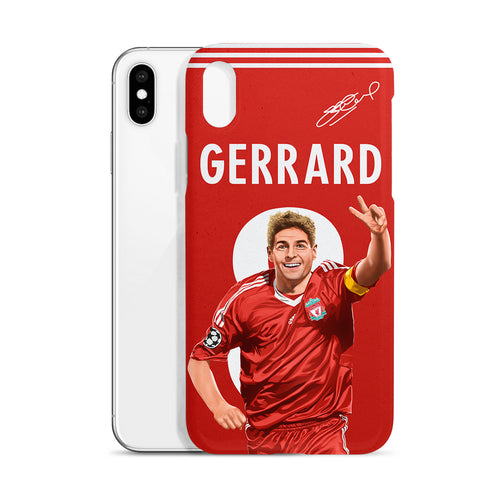 Steven Gerrard # 8 Legend Edition