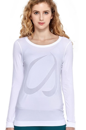 High Impact Seamless Running Top