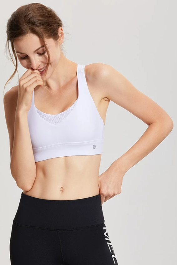 High Impact Wire-Free Training Bra