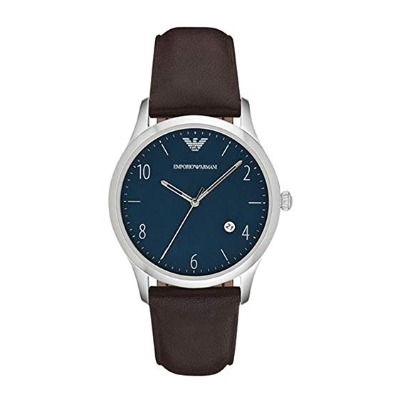 Dress Blue Dial Men's Watch
